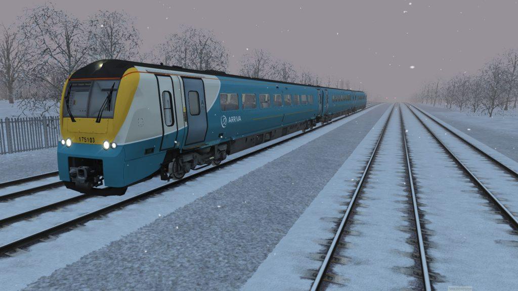 Simulated Erk: Train Simulator episode 2 | Wales