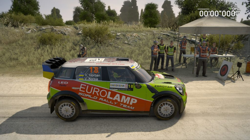 Simulated Erk: WRC6 Round 10 – Rally China