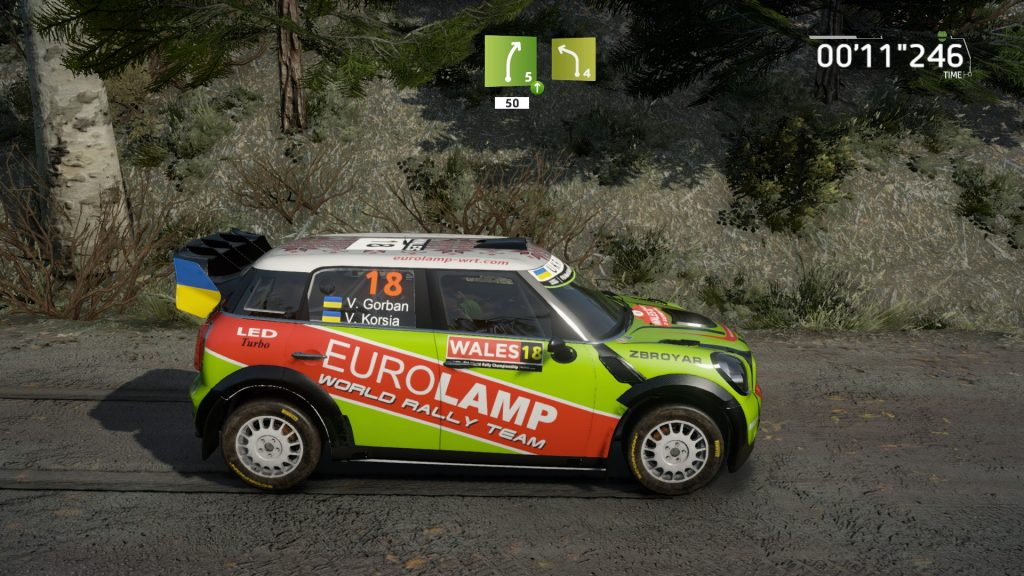 Simulated Erk: WRC6 Round 13 – Rally Wales