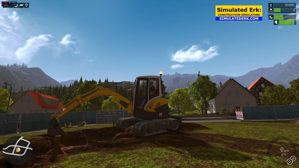 Simulated Erk: Construction Simulator 2015 episode 7 | Delivering The Goods!