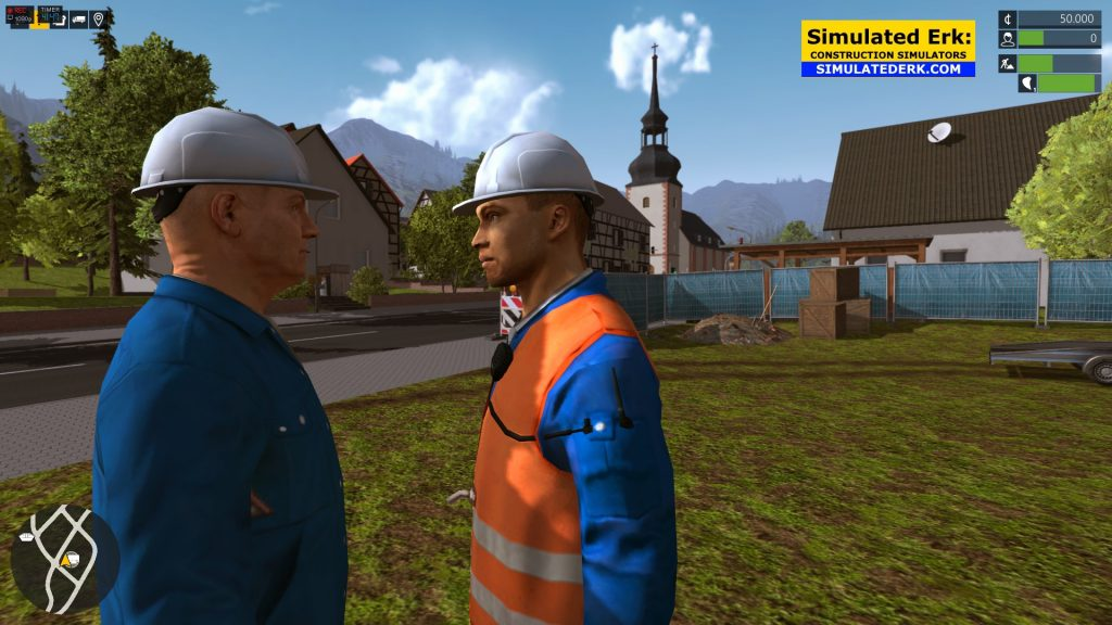 Simulated Erk: Construction Simulator 2015 episode 6 | Stuck In A Hole