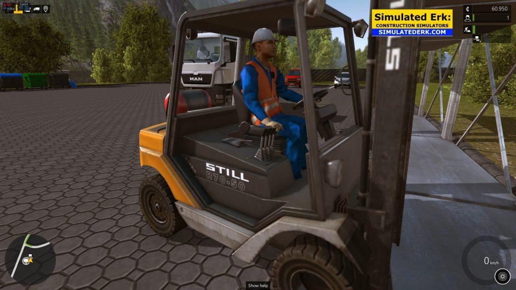 Simulated Erk: Construction Simulator 2015 episode 5 | Building A Reputation!