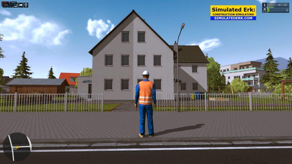 Simulated Erk: Construction Simulator 2015 episode 4 | Simulated Erk The Builder