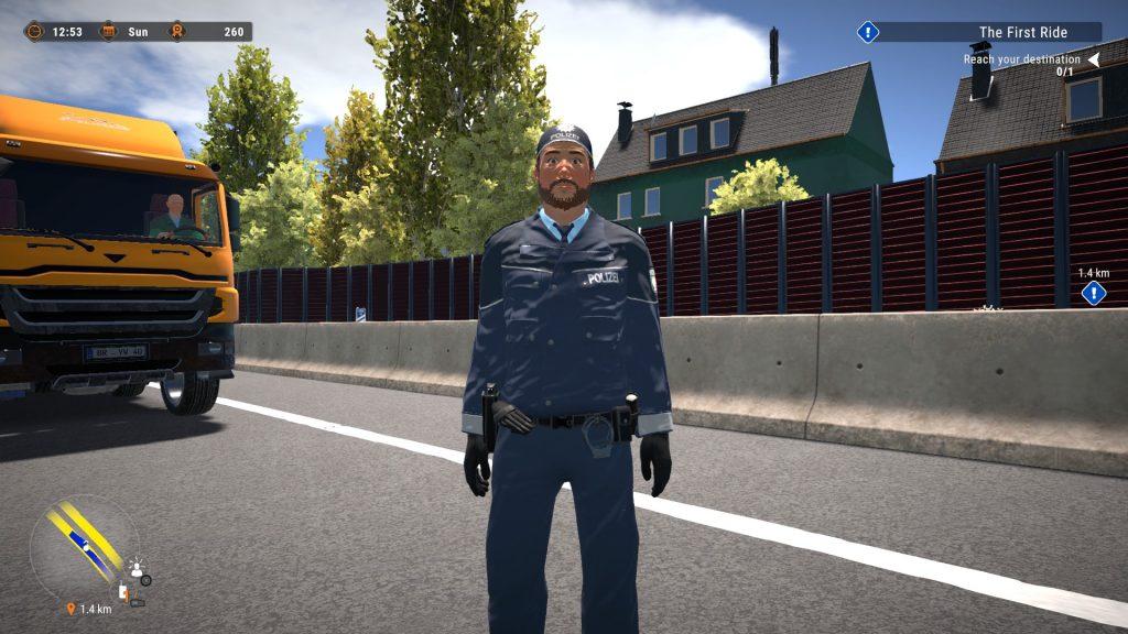 Simulated Erk: Autobahn Patrol episode 2 | The Case Of The Wayward Washing Machine