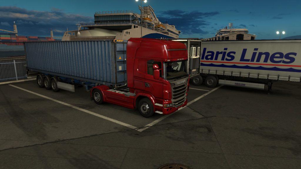 Simulated Erk: Euro Truck Simulator episode 10 | Going To Sweden (Episode 10