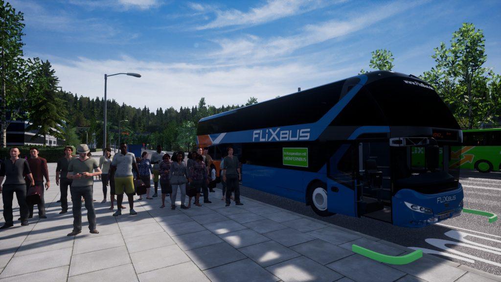 Simulated Erk: Fernbus Coach Simulator episode 5 | Dusseldorf Unlocked!
