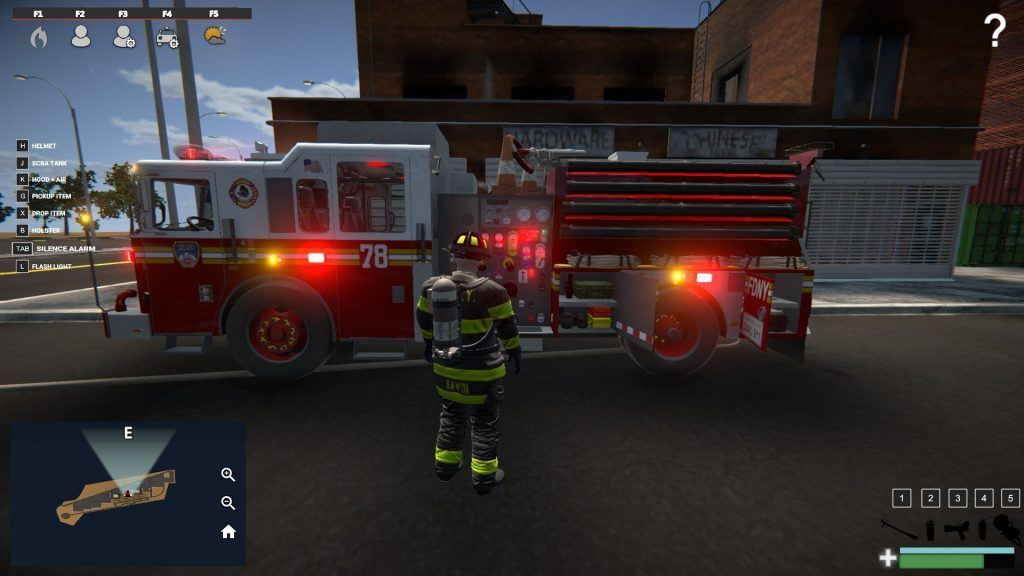 Simulated Erk: EmergNYC episode 5 | Fire Academy, Structural Fire Training
