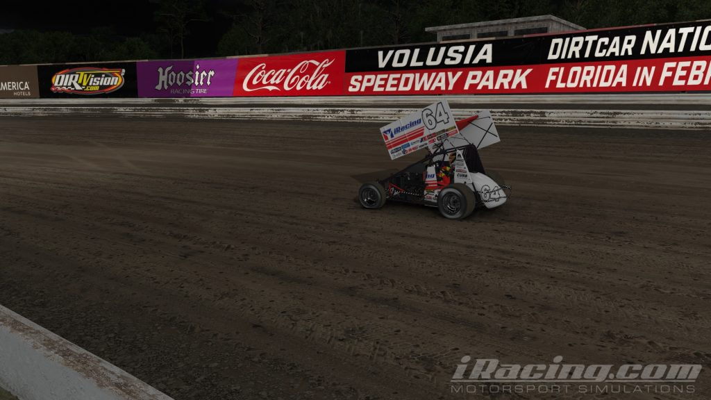 Simulated Erk: iRacing episode 6 | Volusia | Open Practice | Sprintcar