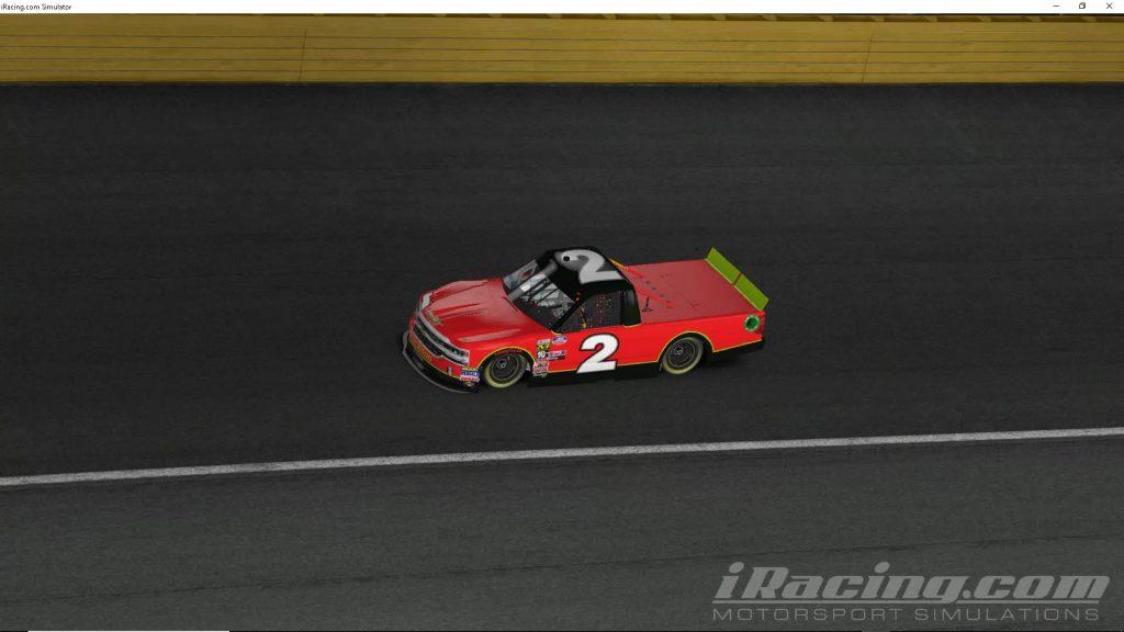 Simulated Erk: iRacing episode 7   Charlotte   Open Practice   NASCAR Truck