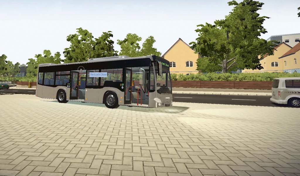 Simulated Erk: Bus Simulator 16 episode 4   Goodbye Bus Simulator 16