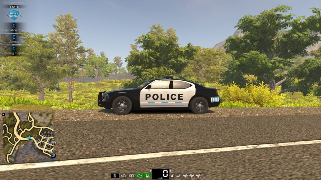 Simulated Erk: Flashing Lights episode 3 | It's The Sound Of The Police!