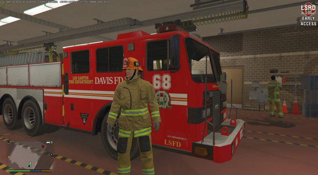 Simulated Erk: Los Santos Fire episode 7 | Longest. Shift. Ever.
