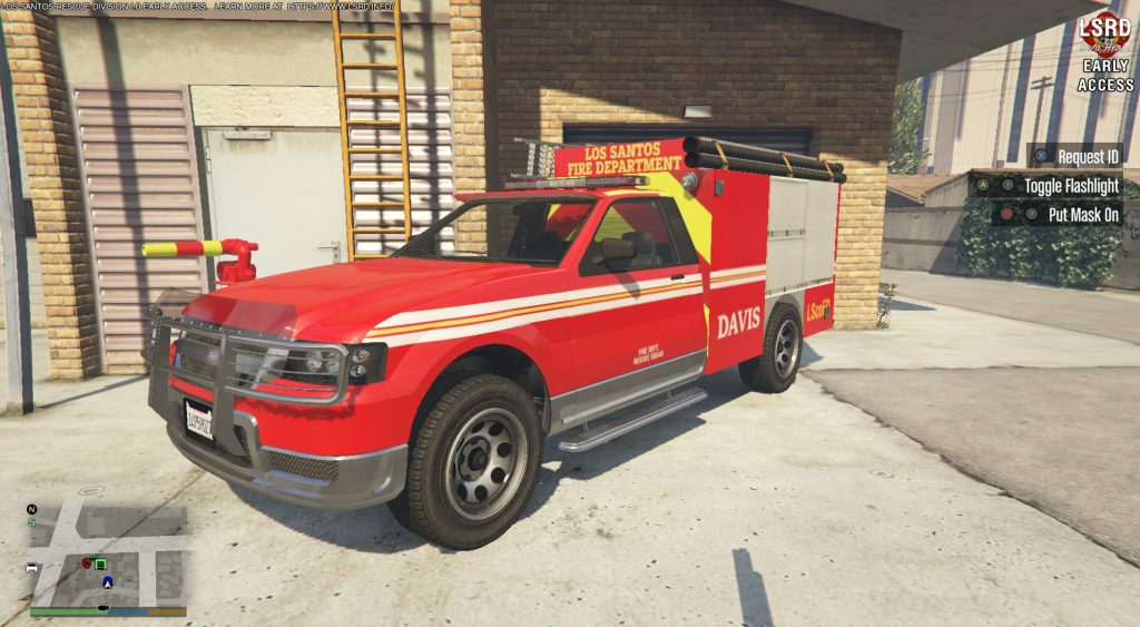 Simulated Erk: Los Santos Fire episode 2   First Call