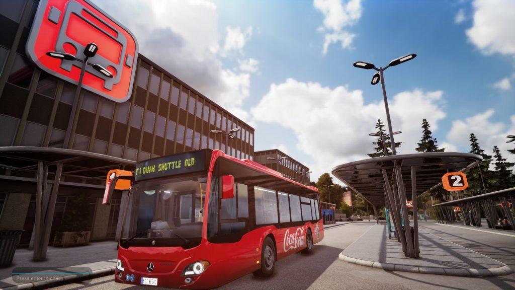 Simulated Erk: Bus Simulator episode 11 | Interchange – Found But Not Unlocked