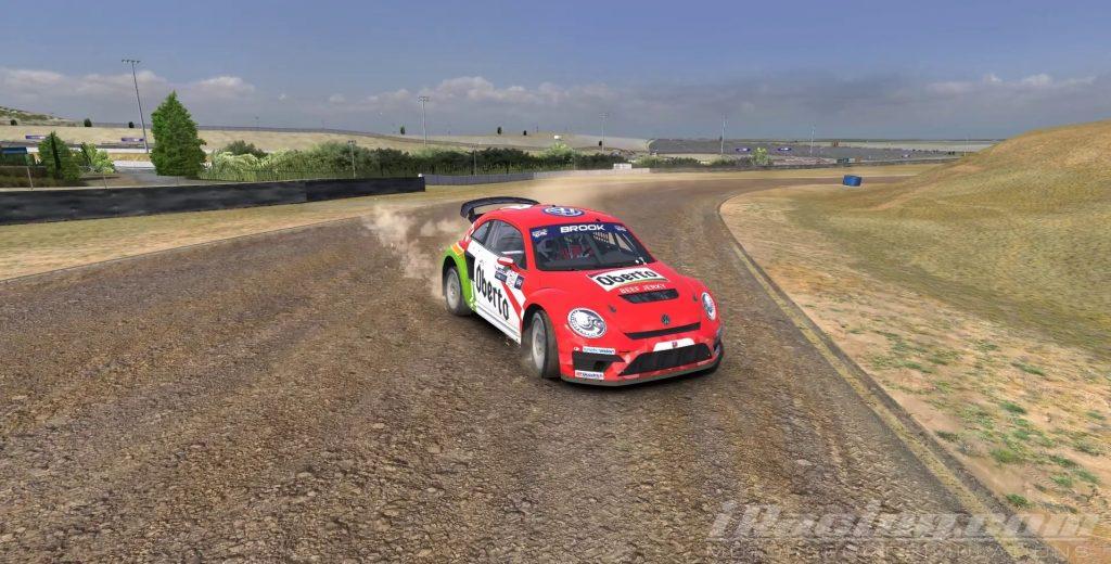 Simulated Erk: iRacing episode 12   Sonoma Raceway   Testing   Rallycross