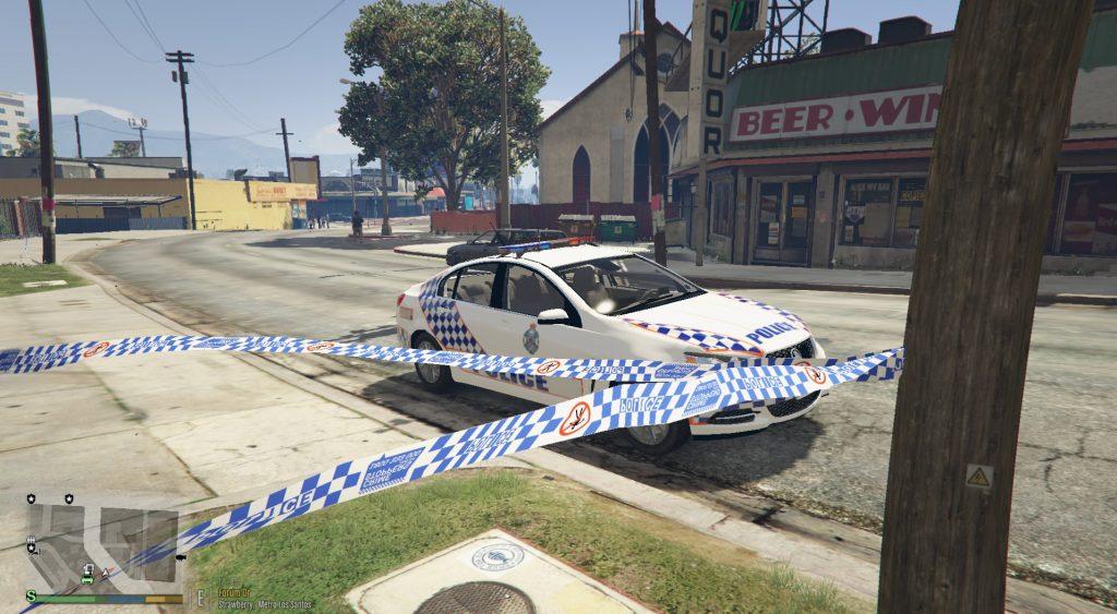 Simulated Erk: Los Santos Emergency Blue episode 56 | Get The Crime Scene Tape Out!