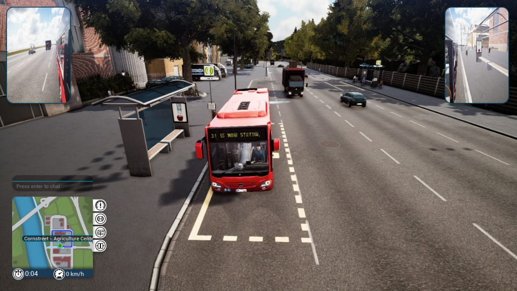 Simulated Erk: Bus Simulator episode 13 | Marvellous Screen, That!