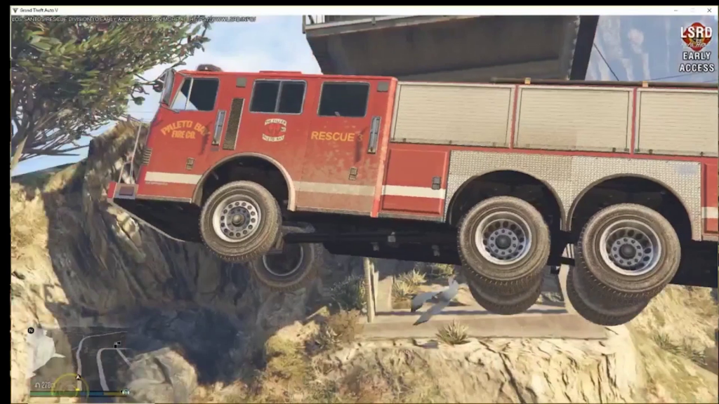 Simulated Erk: Los Santos Fire episode 8 | The Dukes Of Blaine County