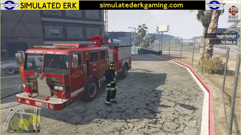 Simulated Erk: Los Santos Fire episode 9 | Paleto, Los Santos, Paleto