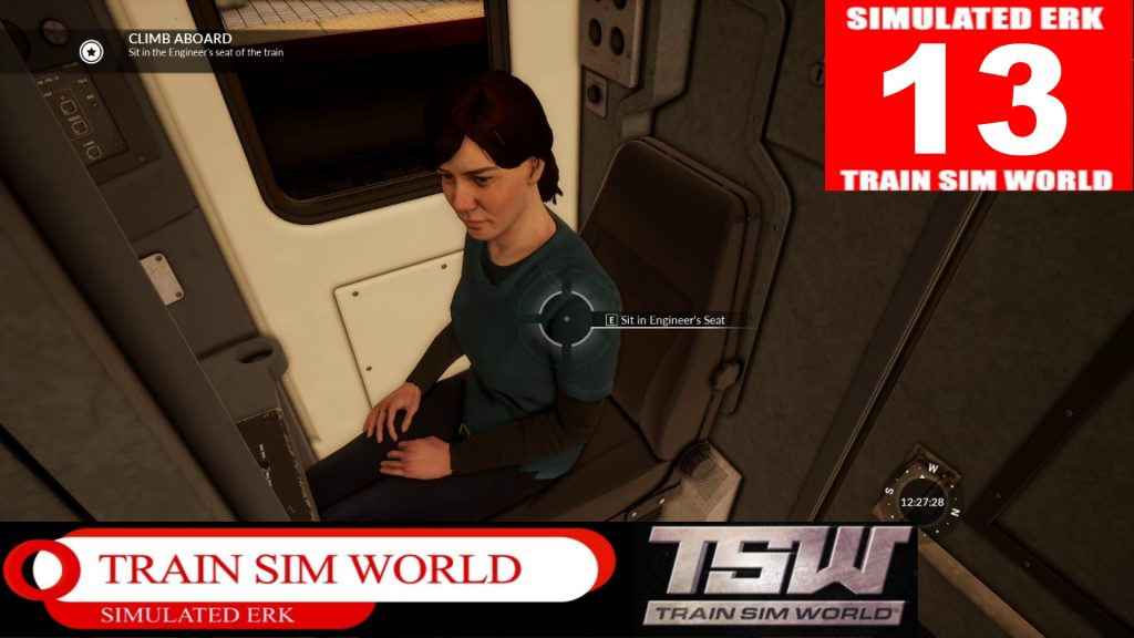 Simulated Erk: Train Sim World episode 13 | Sitting In The LIRR Hot Seat … Oh Wait