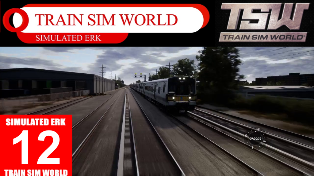 Simulated Erk: Train Sim World episode 12 | Long Island Railroad First Look