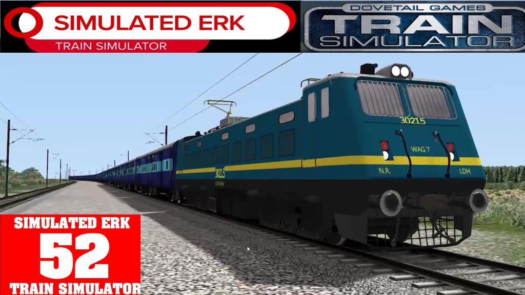 Simulated Erk: Train Simulator episode 52 – Hello, India!