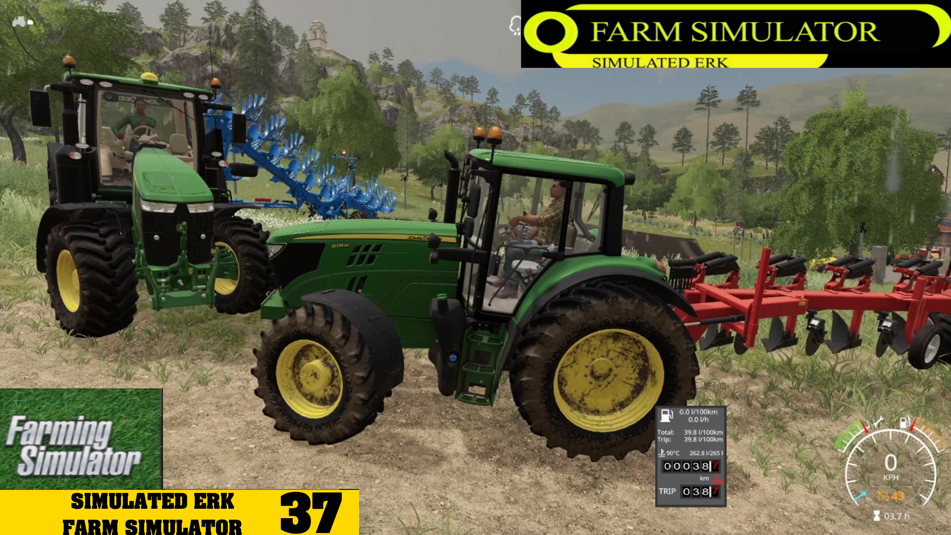 Simulated Erk: Farm Simulator episode 37 | A Super Bit Of Everything