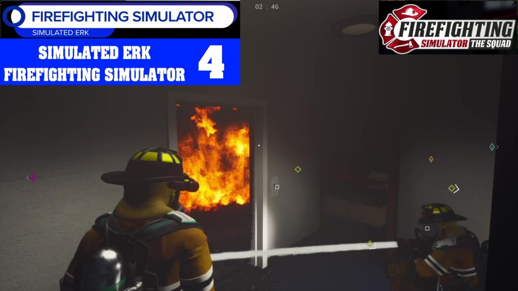 Simulated Erk Firefighting Simulator episode 4 | Some Calls Are Marathons, Some Calls Are Sprints