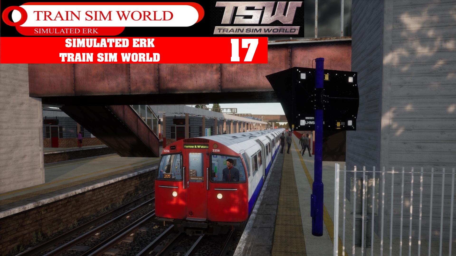 Simulated Erk: Train Sim World episode 17 | Mind The Gap, Please!