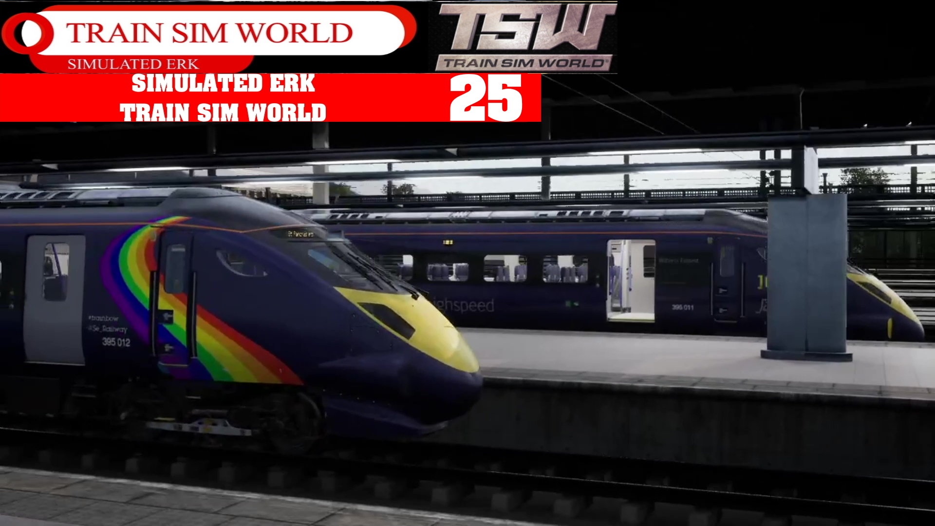 Simulated Erk: Train Sim World episode 25 | Learning The Javelin