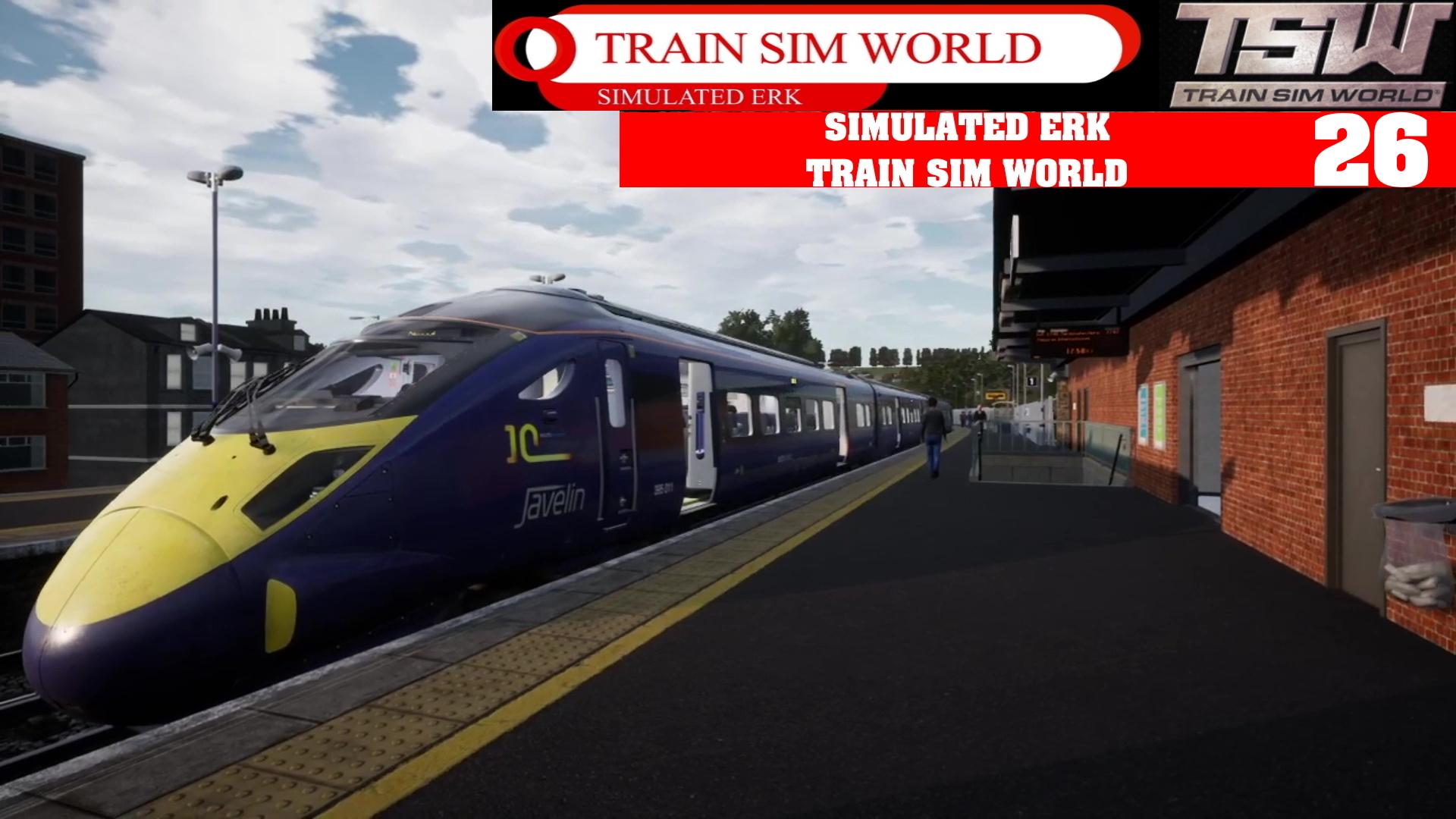 Simulated Erk: Train Sim World episode 26 | Bank Holiday Tunnel Of Doom