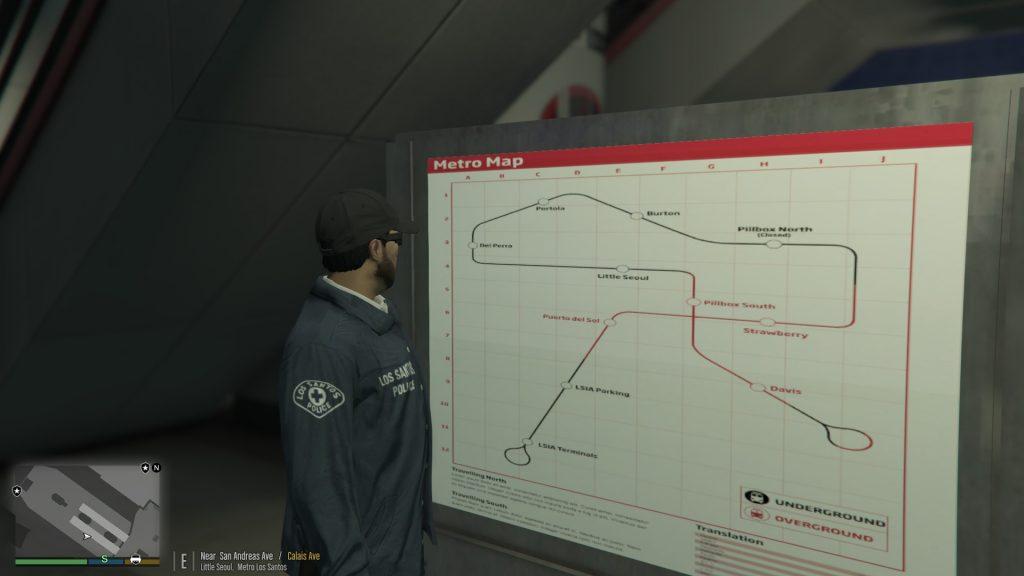 Simulated Erk: Los Santos Emergency Blue episode 6 | Little Seoul Transit Patrol