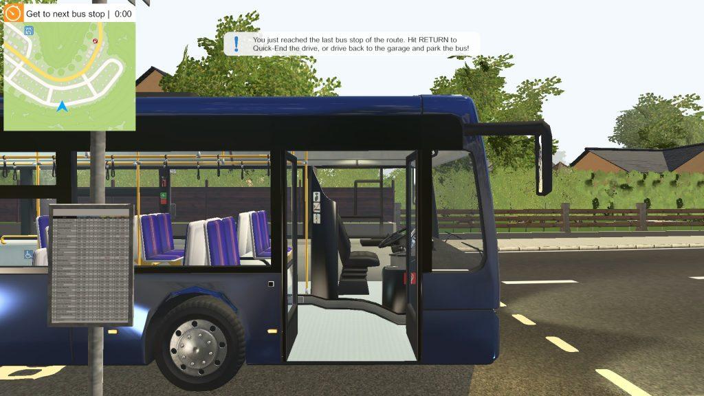 Simulated Erk: Bus Simulator 2016 episode 3   Modern District