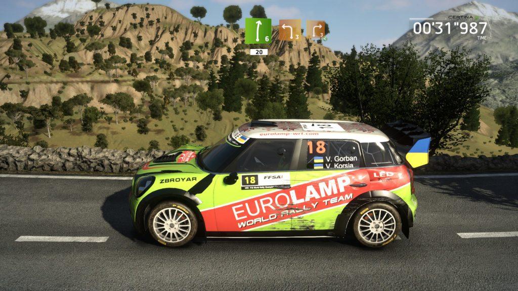 Simulated Erk: WRC6 Round 12 – Rally Catalunya