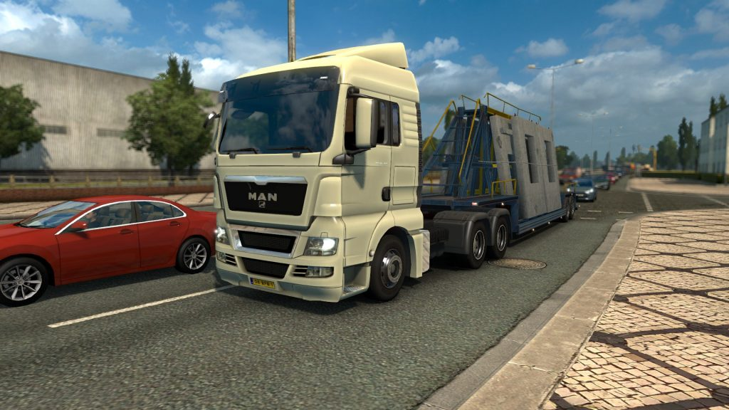 Simulated Erk: Euro Truck Simulator episode 4   How's The French & German?