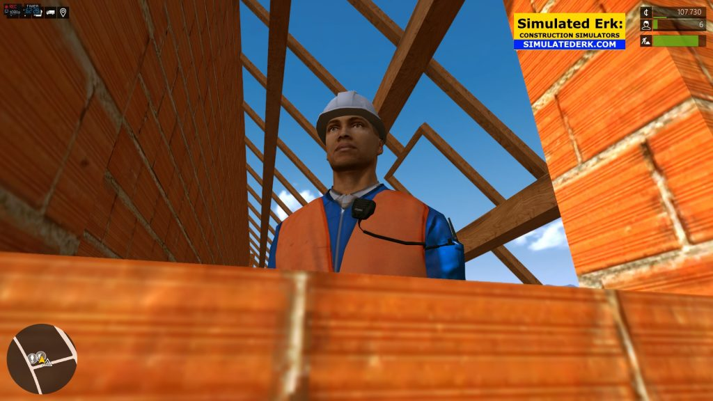 Simulated Erk: Construction Simulator 2015 episode 1 | First Day