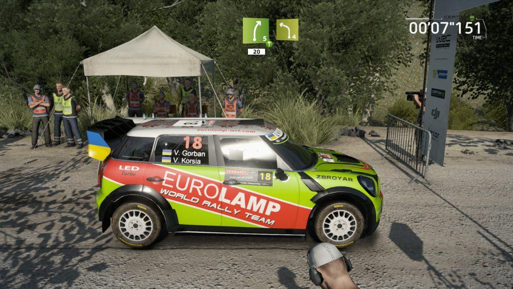 Simulated Erk: WRC6 Round 14 – Rally Australia