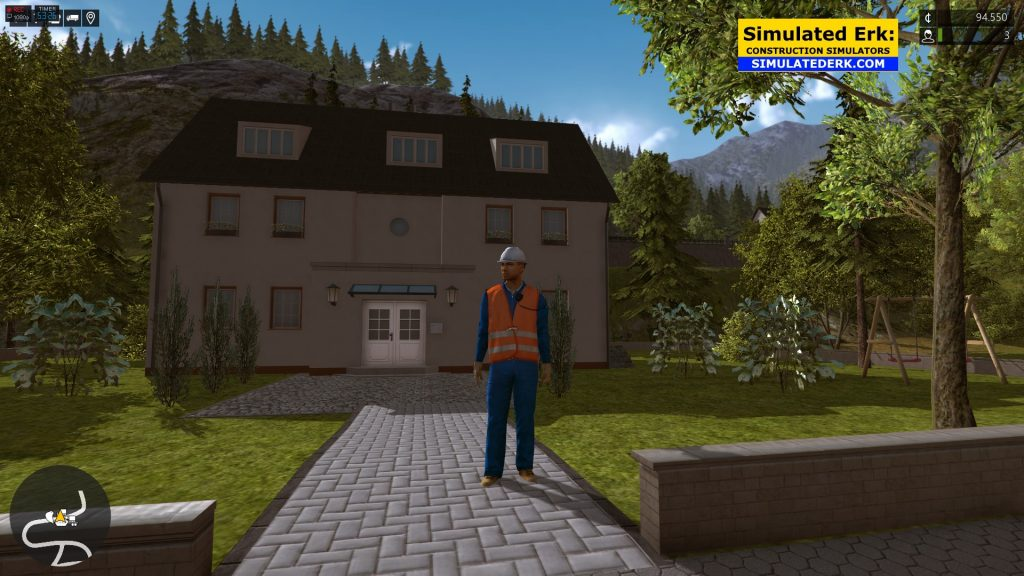 Simulated Erk: Construction Simulator 2015 episode 3 | Still The New Kid On The Block