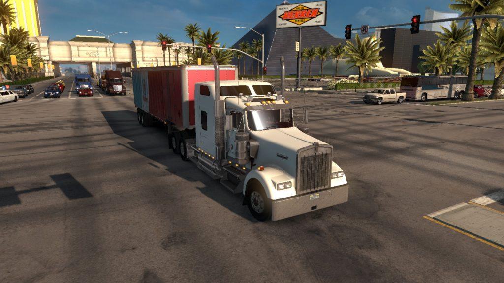 Simulated Erk: Truck Simulators: American Truck Simulator episode 7 | Hitting The Jackpot