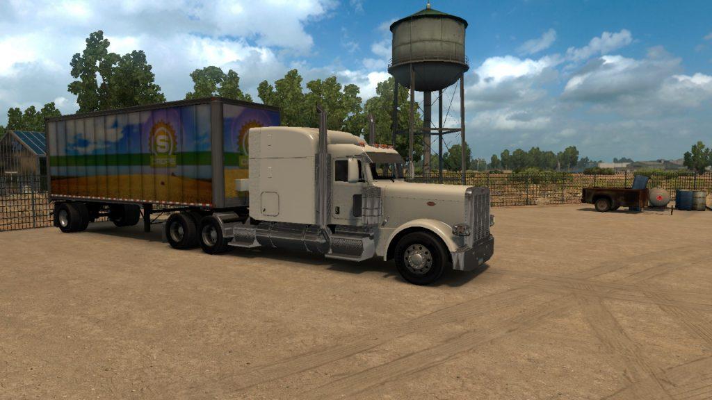 Simulated Erk: Truck Simulators: American Truck Simulator episode 5 | Trucking To Truckee