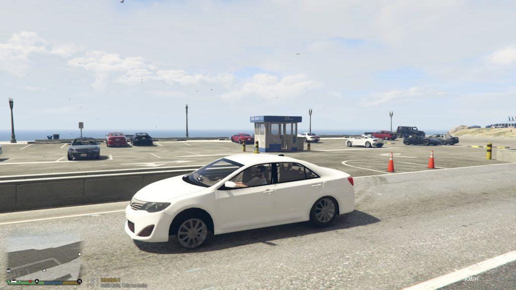 Simulated Erk: Los Santos Emergency Blue episode 7 | Unmarked Vehicles Patrol
