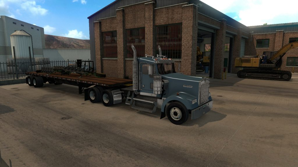 Simulated Erk: American Truck Simulator episode 10 | I Knew I Should Have Turned Left At Albuquerque!