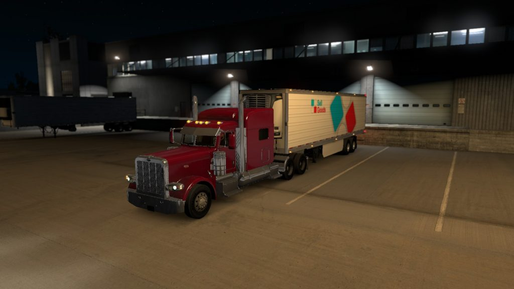 Simulated Erk: American Truck Simulator episode 9 | Finding New Mexico