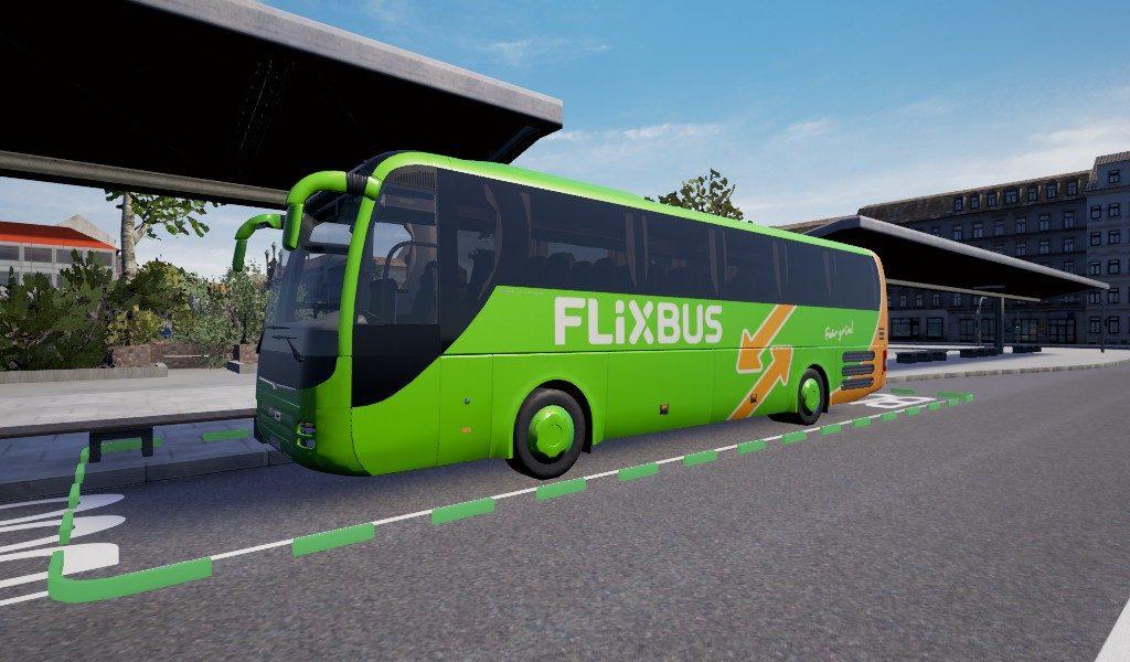Simulated Erk: Fernbus Coach Simulator episode 1 | Welcome To Fernbus