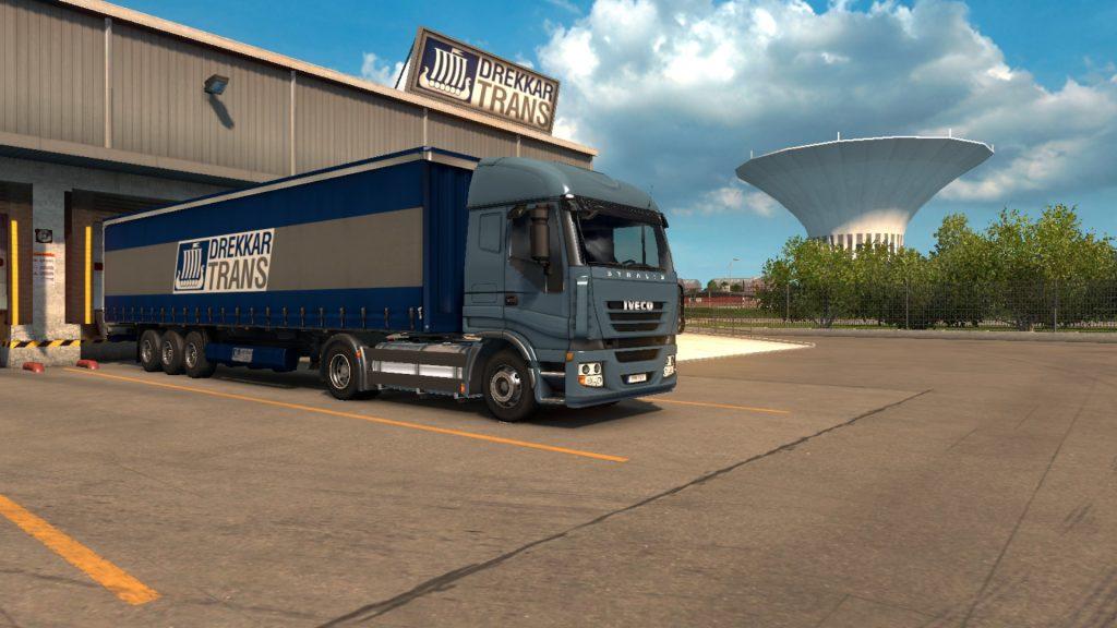 Simulated Erk: Euro Truck Simulator episode 9   Heading To Oslo (Episode 9