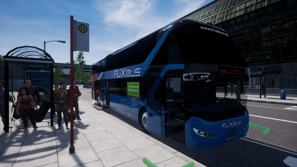 Simulated Erk: Fernbus Coach Simulator episode 3 | Frankly, A Bad Day!
