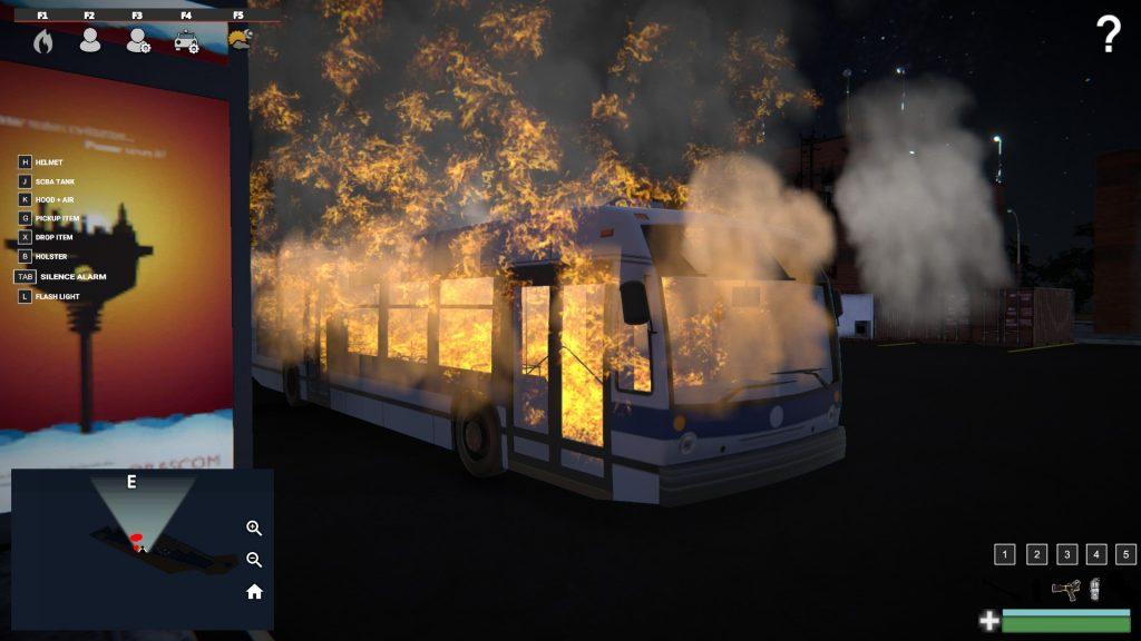 Simulated Erk: EmergNYC episode 2 | First Academy Fire
