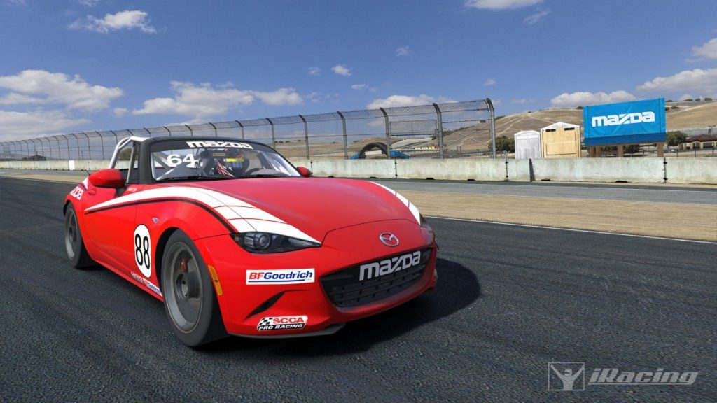 Simulated Erk: iRacing episode 5   Lime Rock Park   Open Practice   Mazda MX-5 Cup