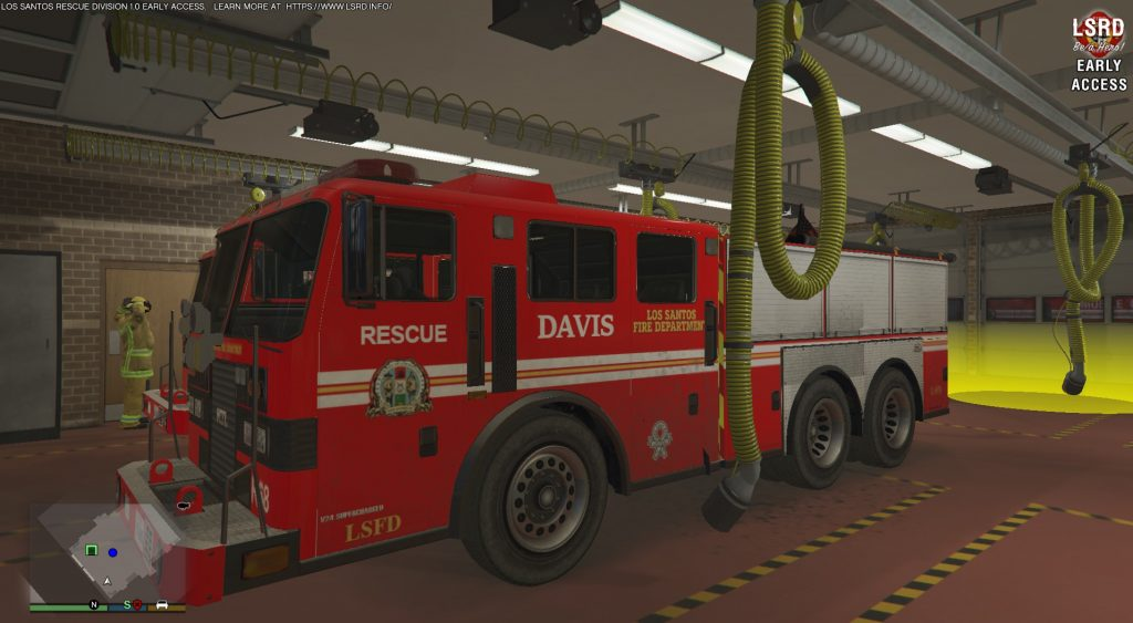 Simulated Erk: Los Santos Fire episode 3 | Second Call