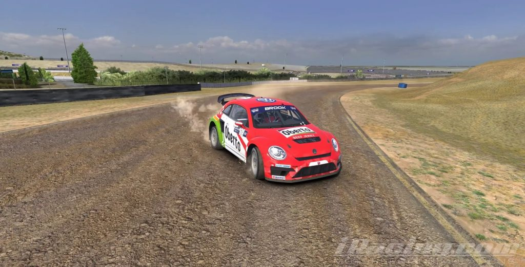 Simulated Erk: iRacing episode 12 | Sonoma Raceway | Testing | Rallycross